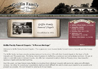 Griffin Family Funeral Chapels